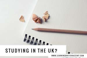 coming to UK to study?