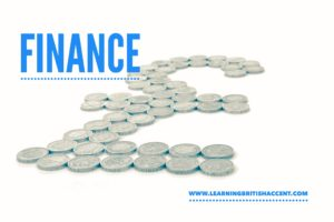 Finance Vocab